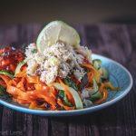 Thai Crab Noodles
