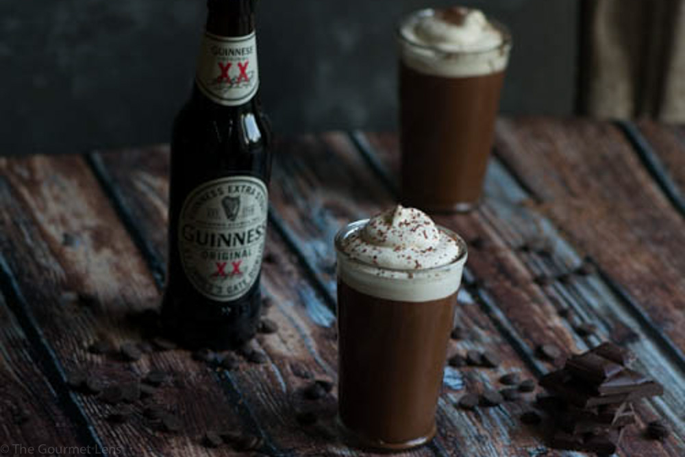 The Gourmet Lens Guinness and Chocolate Mousse 4