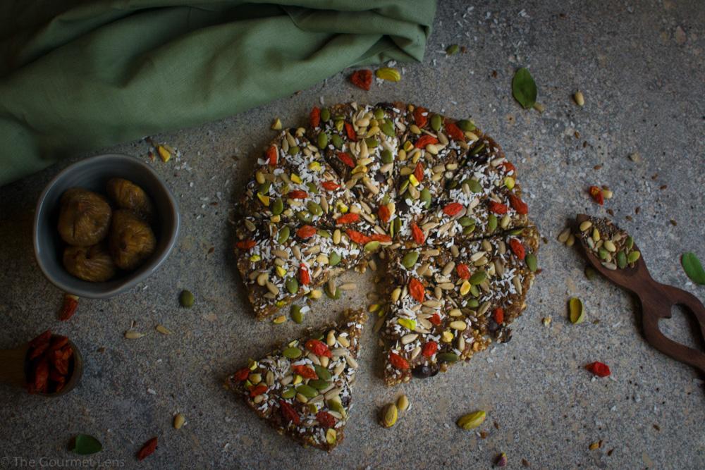 Fiona @ The Gourmet Lens Fig Cake