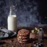 Chocolate Pecan Brownie Cookies