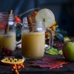 Warm Spiced Apple Drink