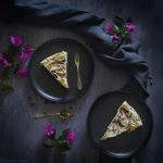 Chocolate Swirl Baileys Cheesecake